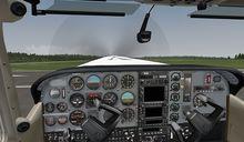 FlightPort Cessna U206G Soloy Mark 1 FSX P3D 8