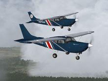 FlightPort Cessna U206G Soloy Marca 1 FSX P3D  9