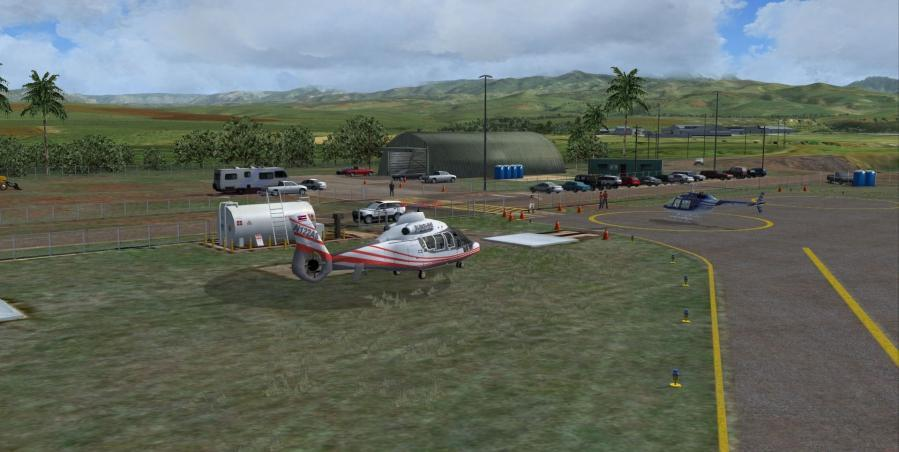 Eshgham Ai Heli Traffic