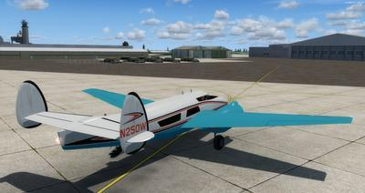 Howard 250 Trigear Package FSX P3D  1