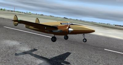 Howard 250 Trigear Package FSX P3D  13
