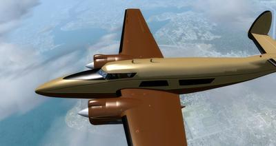 Howard 250 Trigear Package FSX P3D  21
