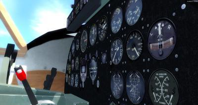 Howard 250 Trigear Package FSX P3D  25