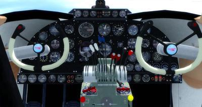 Howard 250 Trigear Package FSX P3D  27