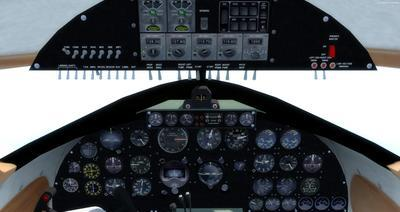 Howard 250 Trigear Package FSX P3D  28