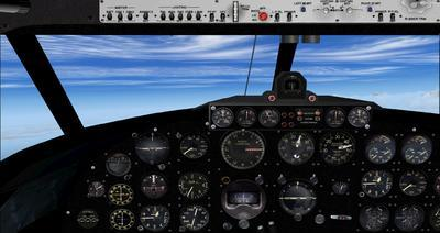Howard 250 Trigear Package FSX P3D  30
