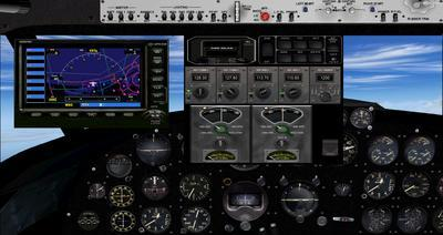 Howard 250 Trigear Package FSX P3D  31