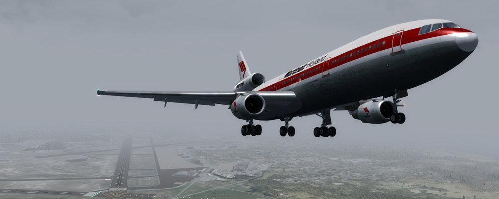 McDonnell Douglas DC10-30 Classic Liveries FSX & P3D