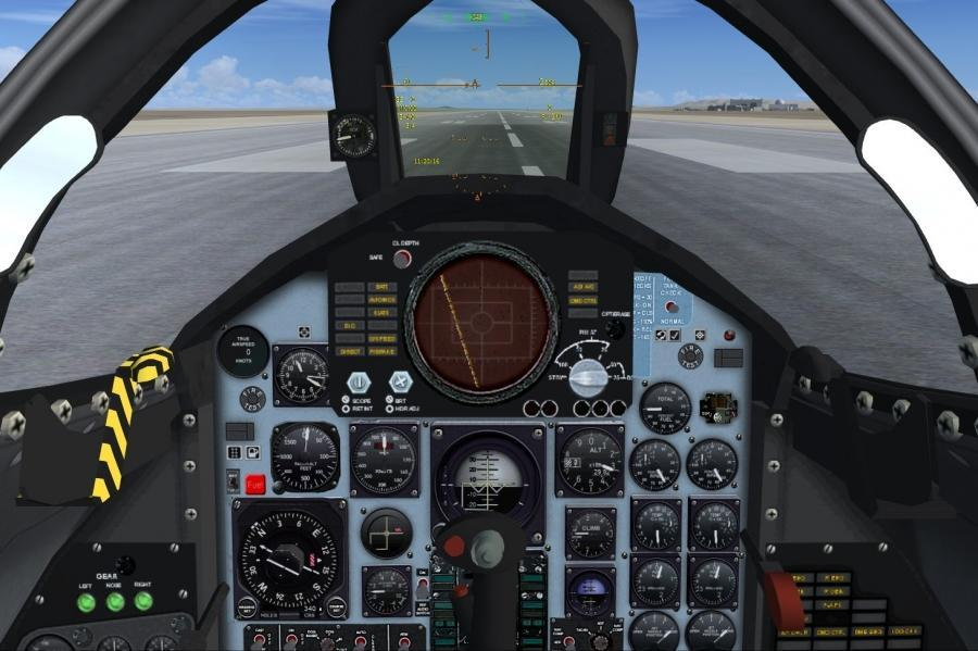 VC with HUD