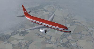 Boeing B737-400