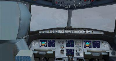 Airbus A320 Virtual Cockpit