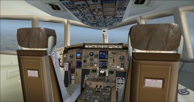 Boeing B757-200 Virtual kokfit