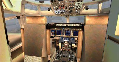 Boeing B767-332ER Virtual Cockpit