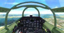Northrop P 61C E gjelbër e zezë 1