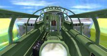 Northrop P 61C E gjelbër e zezë 2