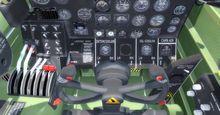 Northrop P 61C E gjelbër e zezë 3