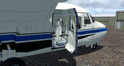 Piaggio P 166 Collection FSX P3D 10