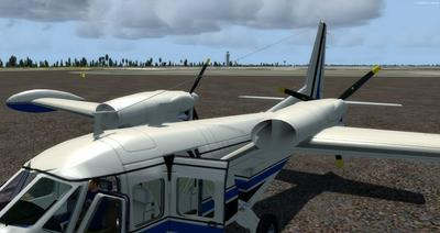 Piaggio P 166 Collection FSX P3D 11