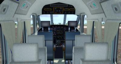 Piaggio P 166 Collection FSX P3D 14