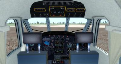 Piaggio P 166 Collection FSX P3D 16