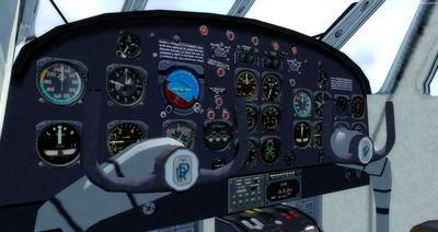 Piaggio P 166 Collection FSX P3D 18