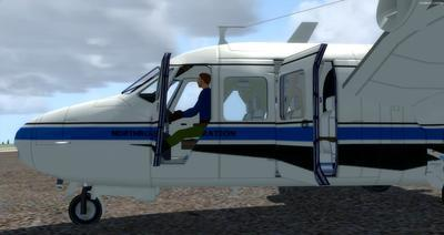 Piaggio P 166 Collection FSX P3D 2