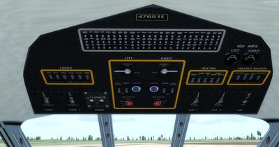 Piaggio P 166 Collection FSX P3D 21