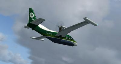 Piaggio P 166 Collection FSX P3D 22
