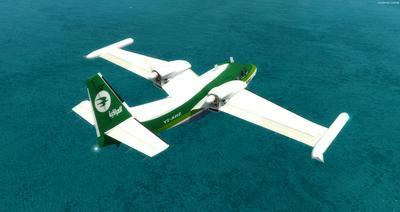 Piaggio P 166 Collection FSX P3D 23