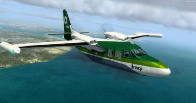 Piaggio P 166 Collection FSX P3D 24