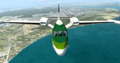 Piaggio P 166 Collection FSX P3D 25