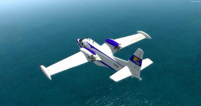 Piaggio P 166 Collection FSX P3D 27