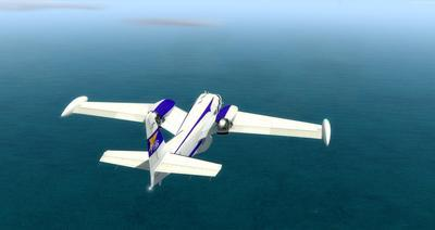 Piaggio P 166 Collection FSX P3D 28