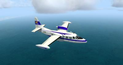 Piaggio P 166 Collection FSX P3D 29