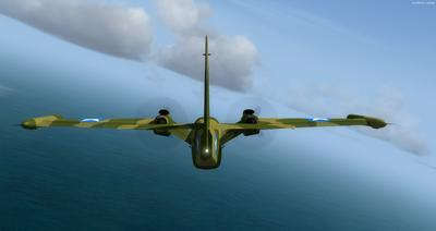 Piaggio P 166 Collection FSX P3D 30