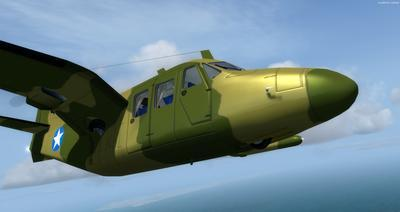 Piaggio P 166 Collection FSX P3D 34