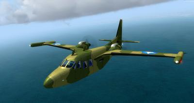 Piaggio P 166 Collection FSX P3D 35