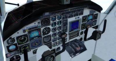 Piaggio P 166 Collection FSX P3D 36