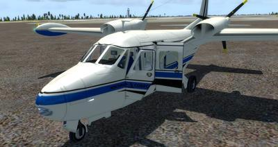 Piaggio P 166 Collection FSX P3D 4