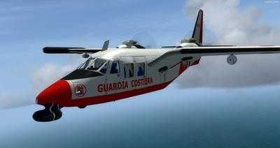 Piaggio P 166 Collection FSX P3D 42