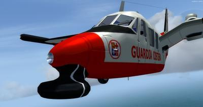 Piaggio P 166 Collection FSX P3D 43