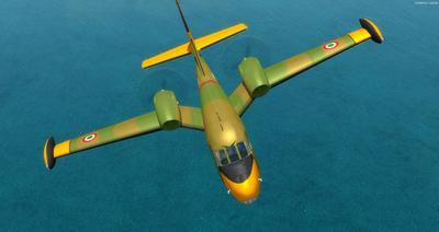 Piaggio P 166 Collection FSX P3D 47