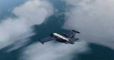 Piaggio P 166 Collection FSX P3D 52