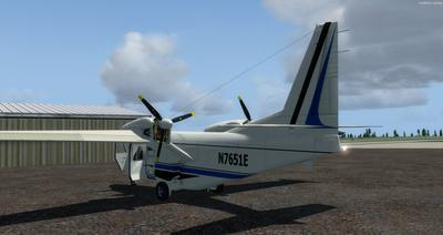 Piaggio P 166 Collection FSX P3D 7