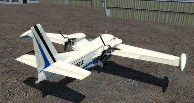 Piaggio P 166 Collection FSX P3D 8
