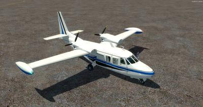 Piaggio P 166 Collection FSX P3D 9
