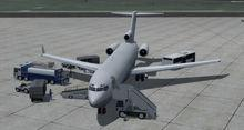 Private Boeing 727 31 FSX P3D 1