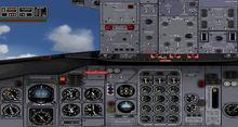 Private Boeing 727 31 FSX P3D 13