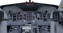 Private Boeing 727 31 FSX P3D 17