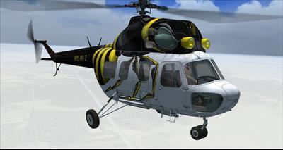 PZL Mil Mi 2 Hoplite FSX P3D  13